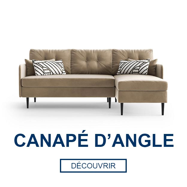 Collection Canapé d'angle Daniel Hechter Home