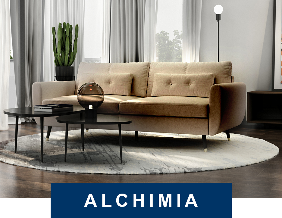 Collection Alchimia Daniel Hechter Home